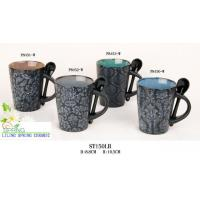 Wholesale Coffee mug with Spoon (SPCF030) from china suppliers