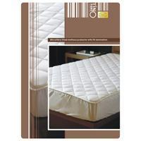 Wholesale Quilt & Pillow Microfibre filled Mattress Protector with PU Lamin from china suppliers