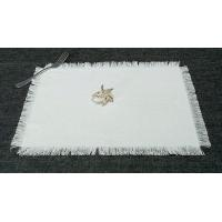 Wholesale Western Food Mat Cotton Hemp Blended Textile-Ro... from china suppliers