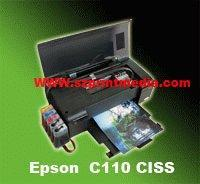 Buy cheap Epson C110/C120 CISS from wholesalers