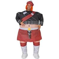 Wholesale Inflatable Highlander Adult Costume from china suppliers