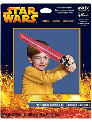 Quality Star Wars Inflatable Lightsaber for sale