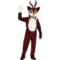Wholesale Reindeer Adult Mascot from china suppliers