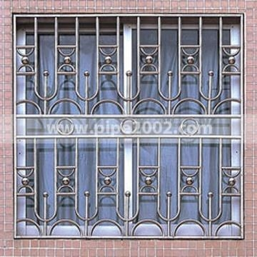 Collapsible Folding Security Grilles likewise Decorative Iron Window Guard Iron Grill 60119822598 together with Pz143cf19 Cz2ff080 Welded Stainless Steel Pipe Tube Stainless Steel Pipe For Civil Usage besides Modern Homes Iron Grill Balcony Designs additionally Modern Homes Stair Railing Grill. on wrought iron window grills design