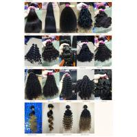 Cheapest selling nice quality 100% human 7A grade mongolian deep curly hair