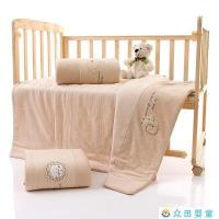 China Baby products Winter colored cotton baby quilt wholesale