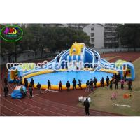 China WATER PARK Bear splash in the water WP-025 wholesale