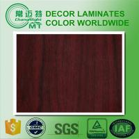 Wholesale Corcassian Walnut ceiling panel of high pressure laminate/Wood grains2042 from china suppliers