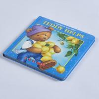 Beautifully printed baby story cardboard book support OEM&ODM