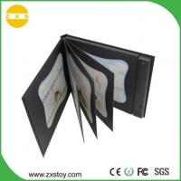 Wholesale Light Sensor Children Educational Learning Talking Voice Recording Photo Album Book from china suppliers