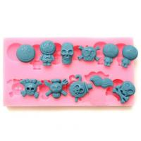 Silicone Chocolate Mold Product Numbers: W1067
