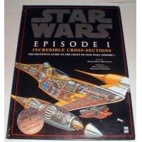Buy cheap Star Wars Episode 1 Incredible Cross-Sections Hardcover book from wholesalers