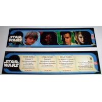 Buy cheap Star Wars Episode 1 Del Rey promo Bookmark from wholesalers