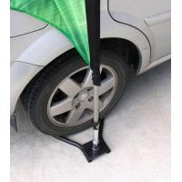 Under The Tire Mount For Flagpole - Tire Base for Car Wheel