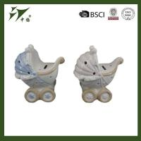 Nice gift set, baby carriage money box, cute small design favor