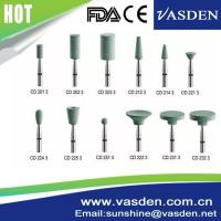 Wholesale Dental Ceramic Diamond Turbo Grinder or Polisher and Stone Wheel and Zirconia Diamond Burs from china suppliers