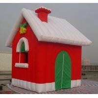 Wholesale Giant Inflatable Snowman Christmas Snow Globe Igloo for Festival and Decoration from china suppliers