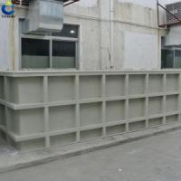 China Pp material anti-corrosion water tank production wholesale