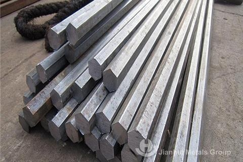 Quality ASTM 1045/ S45C/ C45 COLD DRAWN STEEL HEXAGONAL BAR for sale
