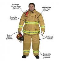 Wholesale NFPA 1971 STANDARD FIREFIGHTER TURNOUT GEAR Apparel from china suppliers