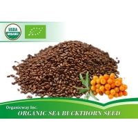 Organic sea buckthorn seed