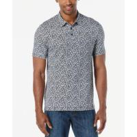 Wholesale Perry Ellis Mens Worthington Textured Print Pima Polo from china suppliers