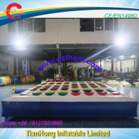 Factory Price Twister Game Inflatable/funny Game For Adult And Kids/ Family Game Inflatable