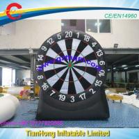Wholesale 3m/10ft Inflatable Throw Dart Game/good Qualtiy Throw Dart Board For Sale from china suppliers