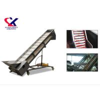 Wholesale Inclined Scraper Belt Conveyor from china suppliers