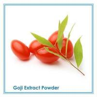 Top quality Water Soluble Polysaccharide 50% Goji Berry / Wolfberry Extract