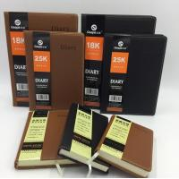a5 leather surface grade PU leather notebook