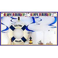Nautical Birthday