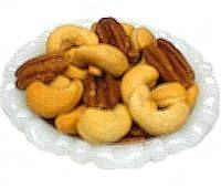 Cashews and Pecans Roasted and...