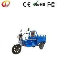China 48V 500w Heavy Loading Tricycle electric Cargo Bike on sale