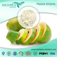Wholesale Best Price High Purity Plant Extract Papaya Enzyme Powder Papain Enzyme from china suppliers