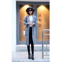 Wholesale 2017 winter Latest design cashmere knitted long women extra long cardigan for ladies from china suppliers
