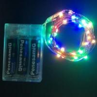 Wholesale Replaceable Battery Back up String Lights for Diwali from china suppliers
