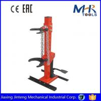 Wholesale 1Ton Auto Tool Manual Operated Vertical Hydraulic Strut Coil Spring Compressor from china suppliers