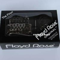 Floyd Rose Original O5000 Golden Tremolo System Complete With Nut - Made in USA