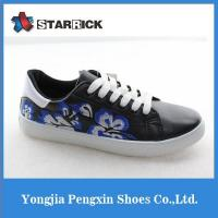 Wholesale New Model Popular Hi-Top PU Board Shoes Mens Casual Shoes from china suppliers