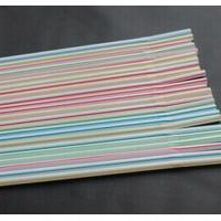 Wholesale Stripe Flexible Straws from china suppliers