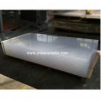 Wholesale clear plexiglass sheet from china suppliers