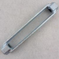 Drop Forged Galvanized Steel Us Type Turnbuckle Body