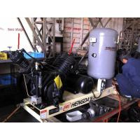10HP 30Bar Piston Type Air Compressor , Low Noise Oil Free Air Compressor