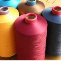 Wholesale Spandex yarn 100% dty 150D/48F polyester yarn from china suppliers