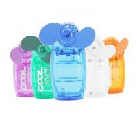 Wholesale Promotional Gift Mini Plastic Hand Held Fan(B2065) from china suppliers