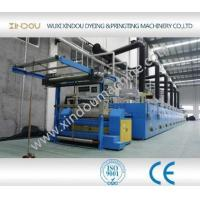 Wholesale Good Quality Hot Air Stenter Setting Machine from china suppliers