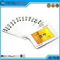 Cheap Factory Price Custom Playing Cards In Bulk