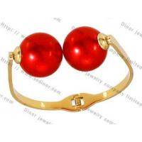 Wholesale Gold-Plated Special Bangles DBMS47824 from china suppliers