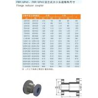 China UPVC piping system Flangereducercoupler wholesale